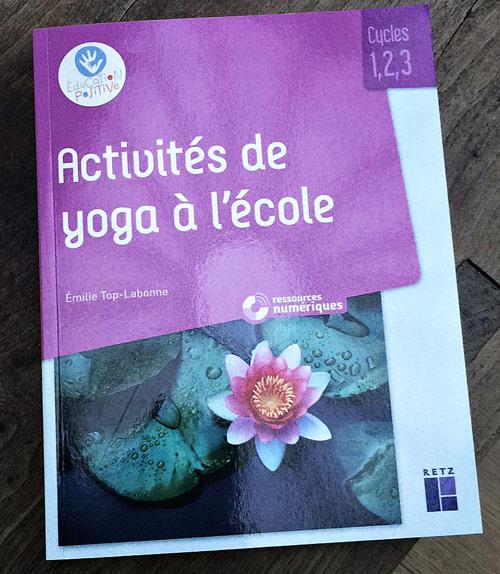 enseigner le yoga ecole