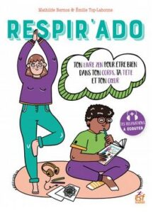 livre de yoga pour ado